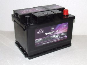 Leoch POWERSTART P2H-027 -  12V 55Amp Electric Fence Battery